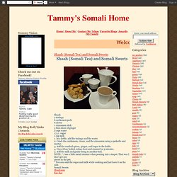 Tammy's Somali Home