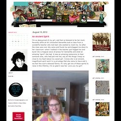 Tangie's Blog