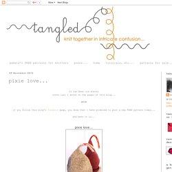 tangled...: pixie love...