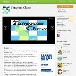 Tangram Chess Reviews