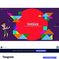 Tangram by by teacher Ines on Genially