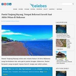 Pantai Tanjung Bayang, Tempat Rekreasi Favorit Saat Akhir Pekan di Makassar