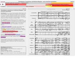 Tannhäuser de Richard Wagner : une ouverture grandiose