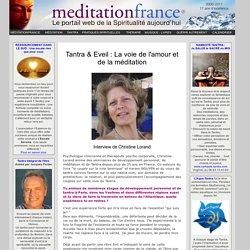 Tantra & Eveil : La voie de l'amour et de la méditation