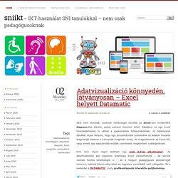 IKT-használat SNI tanulókkal – nem csak pedagógusoknak