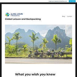 What you wish you knew about the Tanzania Safari Tour – Global Leisure and Backpacking