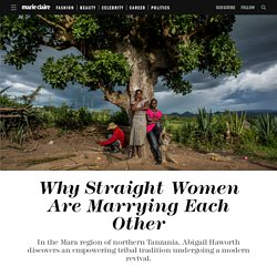 Tanzanian Tribe of Straight Women Who Marry Each Other - Kurya Tribe