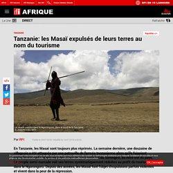 Tanzanie: les Masaï expulsés de leurs terres au nom du tourisme
