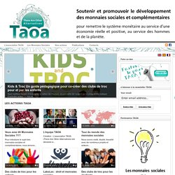 TAOA | There Are Other Alternatives