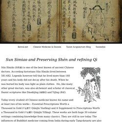 Taoist Acupuncture Blog