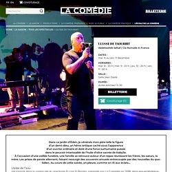ULYSSE DE TAOURIRT – La Comédie de Saint-Étienne