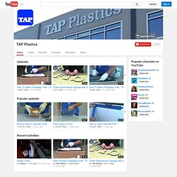 tapplastics's Channel