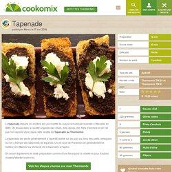 Tapenade au Thermomix - Cookomix