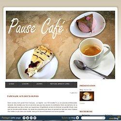 Tapenade aux deux olives - Pause Café