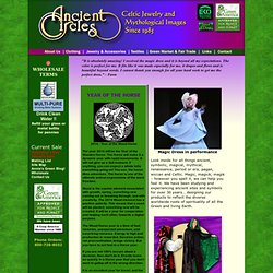 Ancient Circles - Celtic Jewelry, Tapestries,Celtic&Fantasy Clothing&Mythical Images