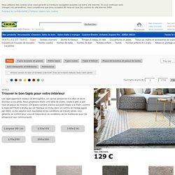 IKEA | Textiles | Tapis | Anti-dérapants et thibaudes