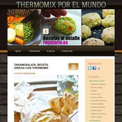 Taramosalata, receta griega con Thermomix « Thermomix en el mundo