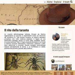 Il rito della taranta e le indagini di Ernesto de Martino - Indagini e Misteri