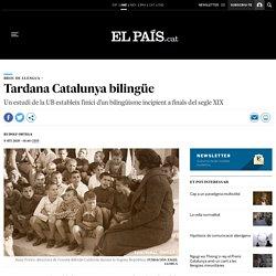 Tardana Catalunya bilingüe