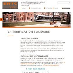 Tarification solidaire - SMTC Tisséo