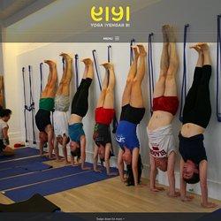 Les tarifs des cours - Espace de yoga YI91 Paris