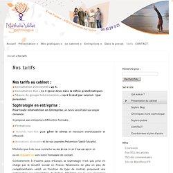 Nathalie Vallet Sophrologue à Lyon