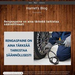 tarkistaa - harriets-blog.simplesite.com