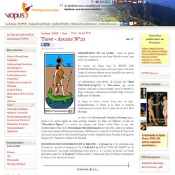 Tarot - Arcane N°21