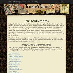 TRUSTED TAROT