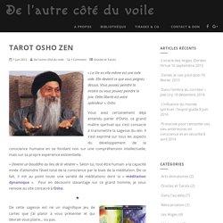 Tarot Osho Zen – De l'autre côté du voile