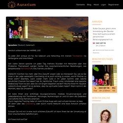 Channeling mit Hanne - aurarium.ch