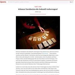 Online Tarot-Wahrsagen Experts