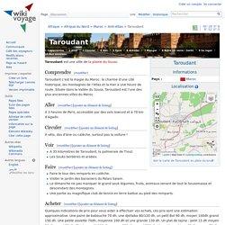 Taroudant — Wikivoyage