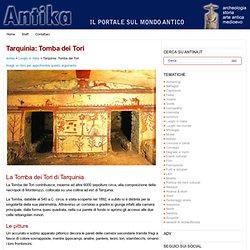 Tarquinia: Tomba dei Tori