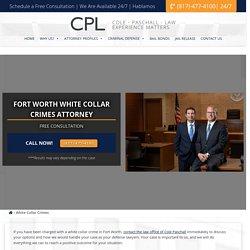 Tarrant County Criminal Defense Lawyers