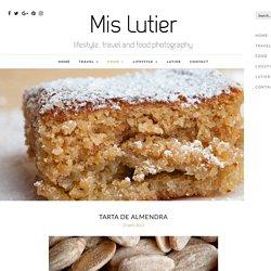 Tarta de almendra – Mis Lutier