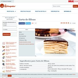 Tarta de filloas