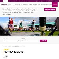 Tartan, kilts & Scottish national dress