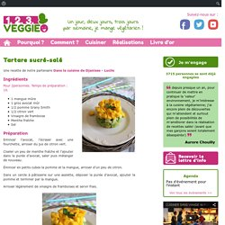 Tartare sucré-salé1.2.3. Veggie