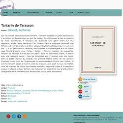 Tartarin de Tarascon - Daudet, Alphonse - Télécharger