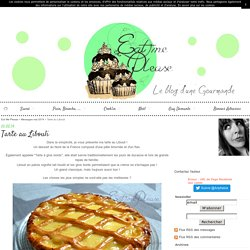 Tarte au Libouli - Eat Me Please