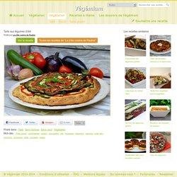 Tarte aux légumes d'été - Végémiam