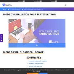 Tarteaucitron : découvrez toutes les étapes et Mode d'installation