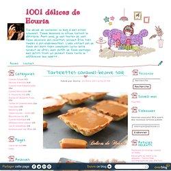 Tartelettes caramel-beurre salé - Le blog de Umrao Jaan