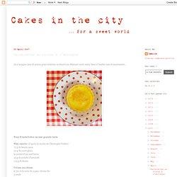 Tartelettes au citron à l'ancienne