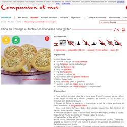 Sfiha au fromage ou tartelettes libanaises