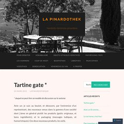 Tartine gate * – Sand