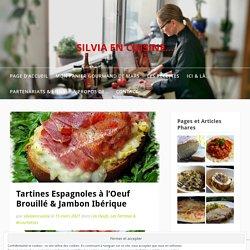 Tartines Espagnoles à l'Oeuf Brouillé & Jambon Ibérique