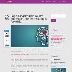 Logo Tasarımında Dikkat Edilmesi Gereken Psikolojik Faktörler