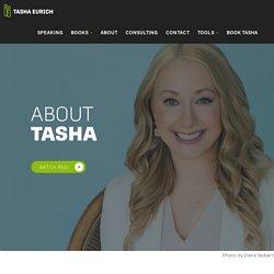 Tasha Eurich: About